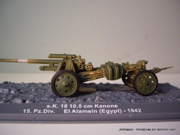 nº34 – Altaya s.K 18 10.5 cm Kanone