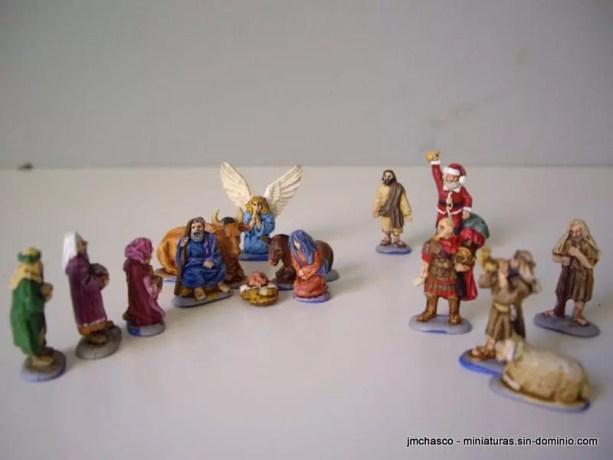 Ykreol YK07 The Nativity