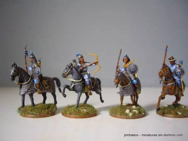 Italeri 6020 Mongols