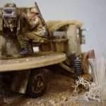Italeri Autocannone 3RO (16)