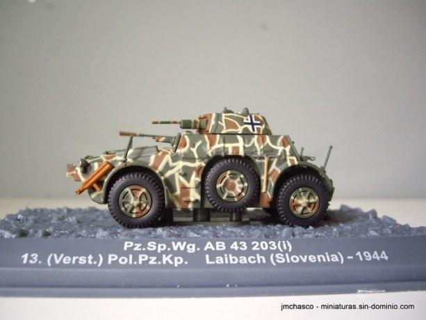 nº51 – Altaya – IXO Pz.Sp.Wg. AB 43 203(i)
