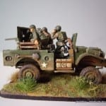 Italeri M6 Anti Tank Vehicle-IMGP3610