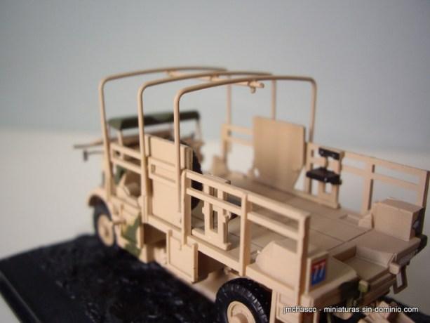 nº09 – Altaya IXO Bedford QL + 6Pdr. AT Gun