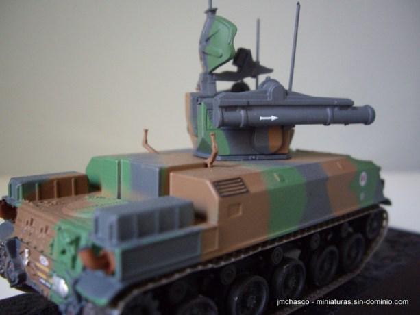 nº08 – DeAgostini – Altaya – IXO AMX 30 Roland