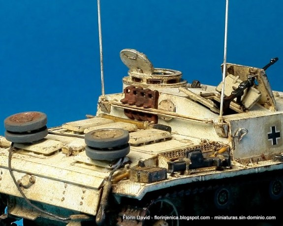 1/72 Dragon 7283 – Stug III Ausf G Early