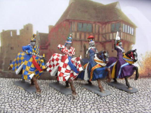Italeri Medieval Tournament Challenge 1 72 Depot