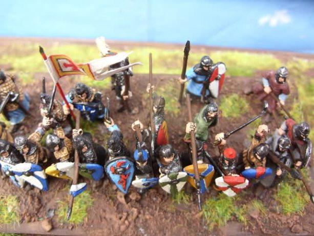 HaT El Cid Spanish Infantry (8176)