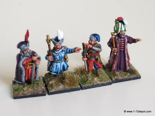 28mm – Polish Haiduks – Foundry & The Assault Group.