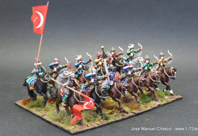 28MM – THE ASSAULT GROUP – Akinjis with BOWS