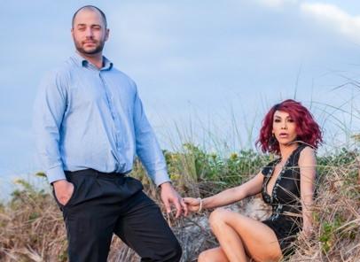 My Dad's TS Girlfriend – Sunday Valentina & David Chase