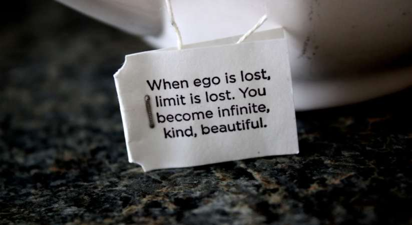 How ego helps and hinders progress.