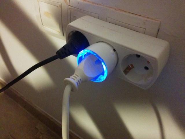 fibaro wall plug domotica