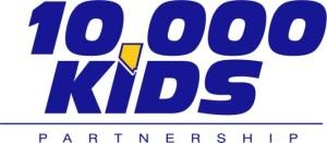 10,000 Kids Logo
