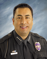 Alexander Perez Chief of Police