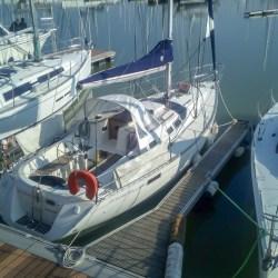 Oceanis 350-location-voilier-marseille - 4