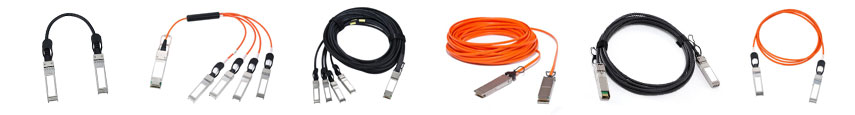 Direct Attach Cables and Active Optical Cables