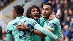 Burnley 1 vs 3 Arsenal highlights 12.5