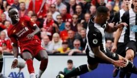Liverpool 3 vs 1 Newcastle highlights 14.9