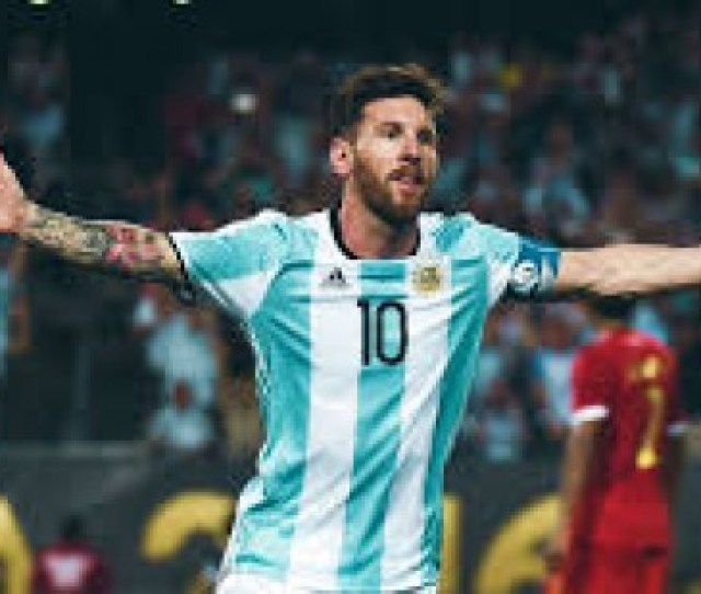 Messi Thinks  Is His Last Chance To Win World Cup For Argentina