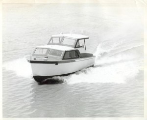 Steel boats - another Steel King model circa late 50's