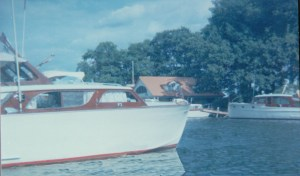 1000 Islands Calumet Harbor mid60s