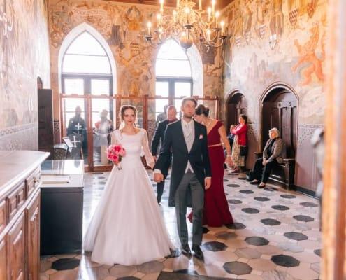 Hochzeit Auf Schloss Burg In Solingen 1000momentede