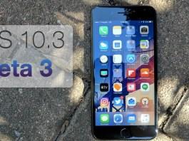 Apple ออกอัพเดท iOS 10.3 beta 3 ให้นักพัฒนาทดสอบแล้ว มีอะไรใหม่