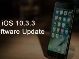 Apple ออกอัพเดท iOS 10.3.3 ให้ใช้งานแล้ว มีอะไรใหม่