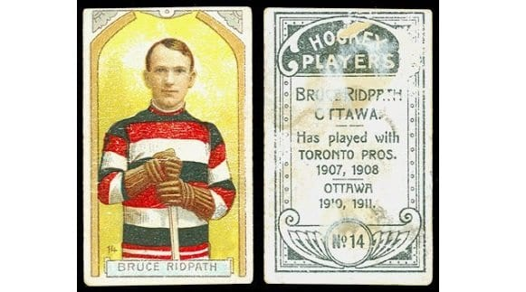 Bruce Ridpath | 1911 Stanley Cup Champion