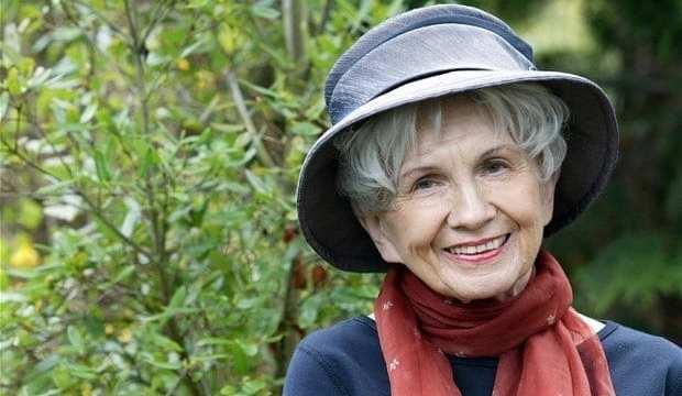 Alice Munro   Nobel Laureate