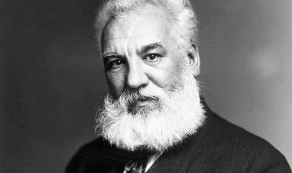 Alexander Graham Bell   Telephone Inventor