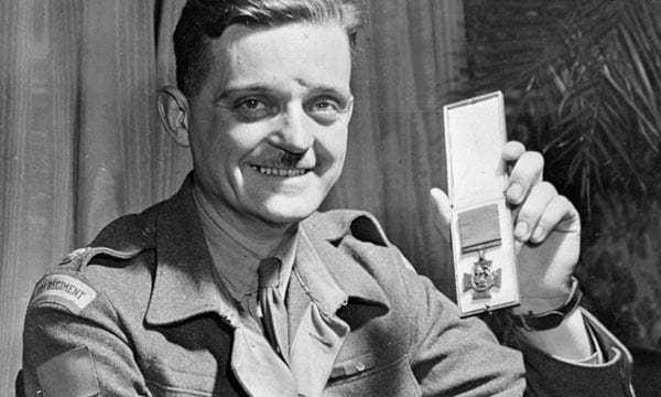 Paul Triquet   Victoria Cross Recipient