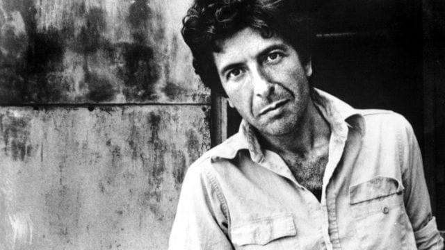 Leonard Cohen   Iconic Singer
