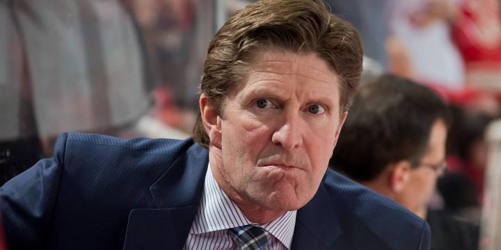 Mike Babcock   Hockey Coach