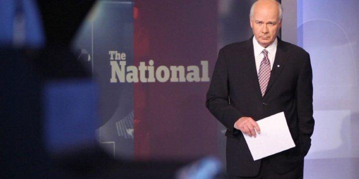 Peter Mansbridge   CBC Journalist