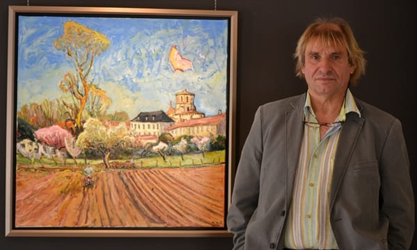 Jean Claude Roy | Artist
