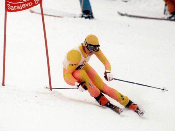 Liisa Savijarvi | Alpine Skier