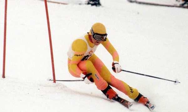 Liisa Savijarvi   Alpine Skier