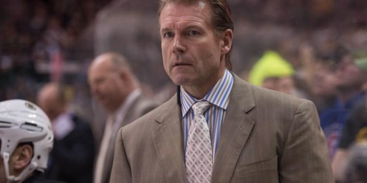 Geoff Ward   Hockey Coach