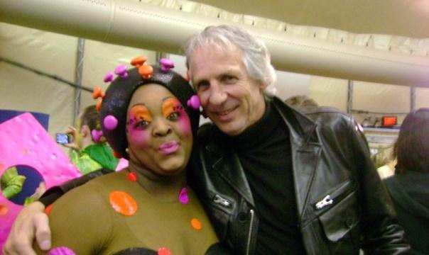 Gilles Ste-Croix   Cirque du Soleil Co-creator