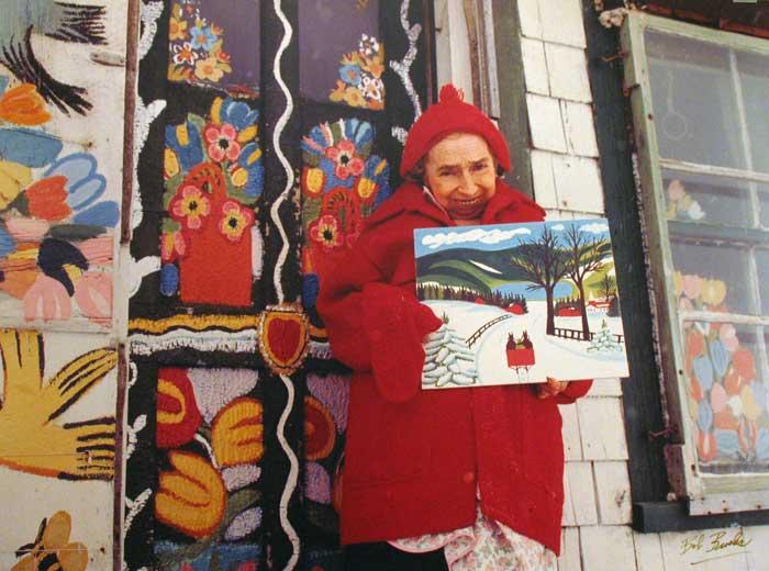 Maud Lewis | Folk Artist