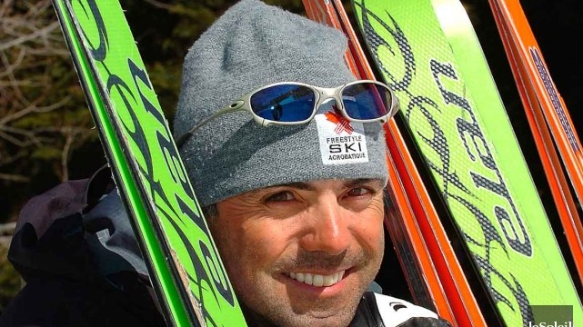 Nicolas Fontaine   Freestyle Skier