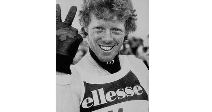 Todd Brooker | Ski Racer