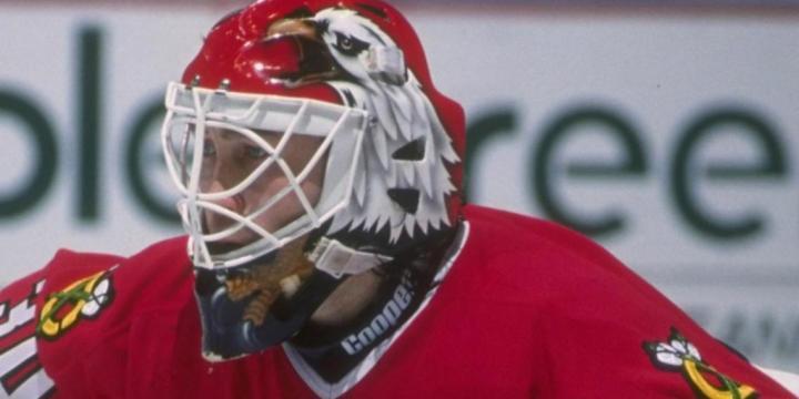 Ed Belfour   Hockey Goalie