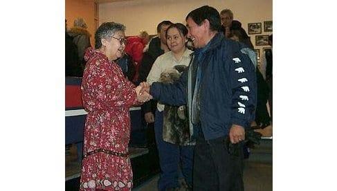 Helen Maksagak   Commissioner of Nunavut