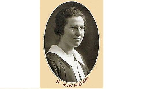 Helen Kinnear   Judge