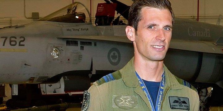 Joshua Kutryk | Astronaut
