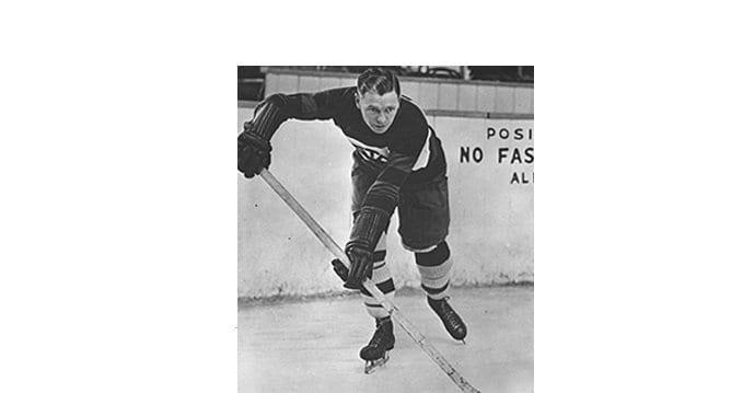 Mickey MacKay   Hockey Rover/Centre
