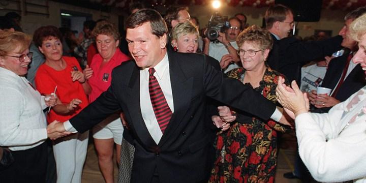 Frank McKenna   Premier of New Brunswick