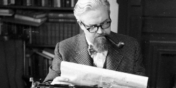 Robertson Davies   Writer